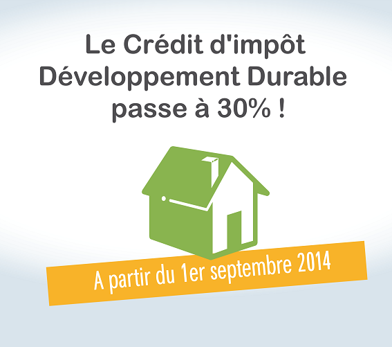 Cr dit d 39 imp t pour la transition nerg tique ecologie - Credit d impot transition energetique ...