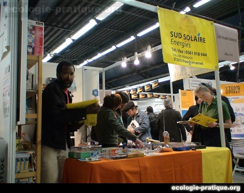 Stand Sud Solaire
