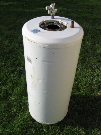 Rocket stove container isolation ecologie for Container isolation